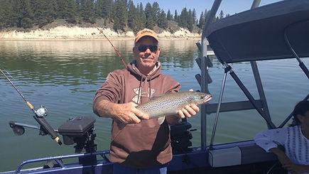 Donner Lake fishing Guide
