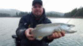 Donner Lake fishing charters