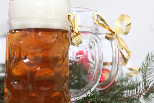 German Beer mugs - real glass