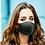 Thumbnail: Facemask black washable