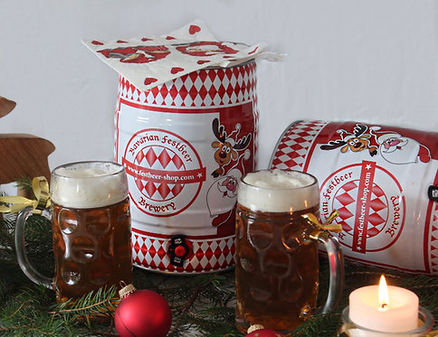 Christmas beer package