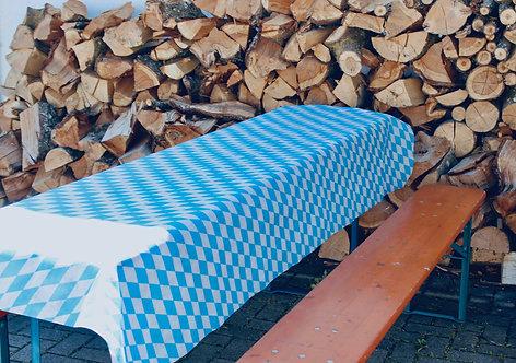 Table cloth - Bavrian color