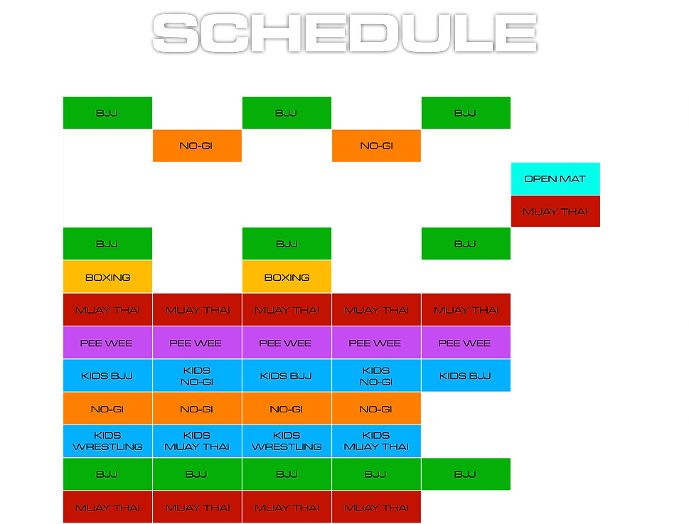 Siege MMA Schedule in peoria az.png