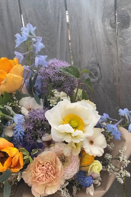SMALL HAND TIED BOUQUET