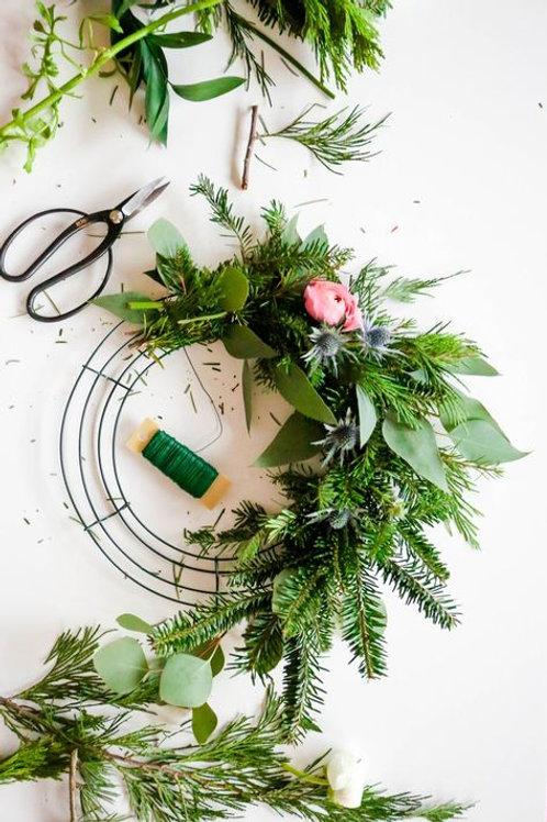 DIY 12 Inch Wreath Kit // Pick Up November 28TH