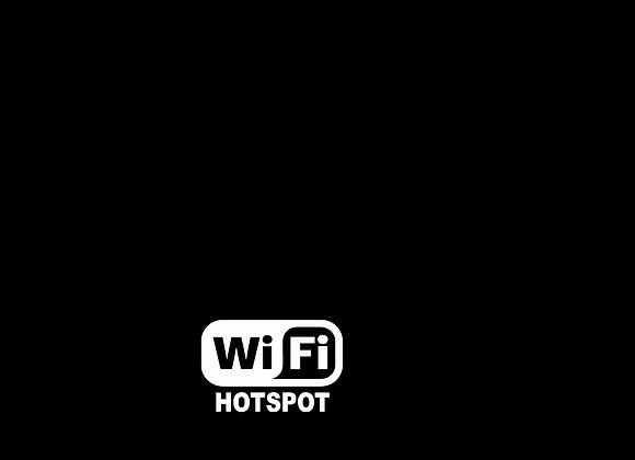 WEBB-IT Bronze Hotspot Wireless 687