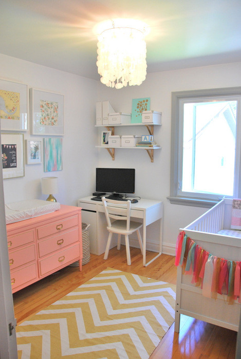 Nursery / Office combo
