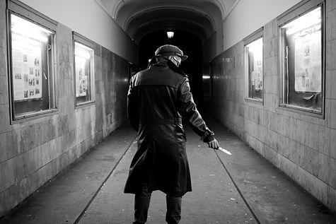 Asphalt Vendetta_Eli Morin & Simon Fluck