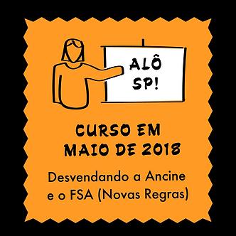 SP | CURSO: DESVENDANDO A ANCINE E O FSA (NOVAS REGRAS)