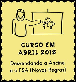 CURSO: DESVENDANDO A ANCINE E O FSA (NOVAS REGRAS)