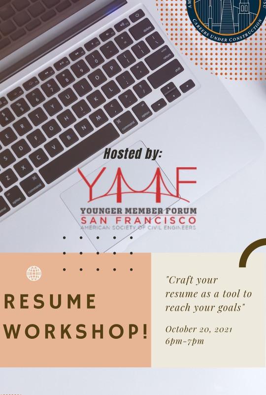 SF YMF Resume Workshop