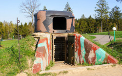 """Military Open-Air Complex """"Stalin's"""