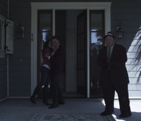 Amanda Ayres, Rick Canino, and Lee Armstrong in Accept Not