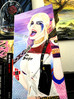 Harley Quinn Painting