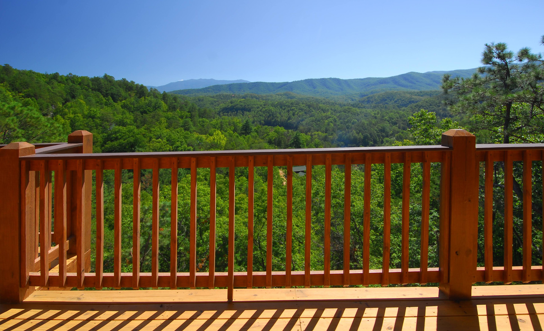Deck rail with view.JPG