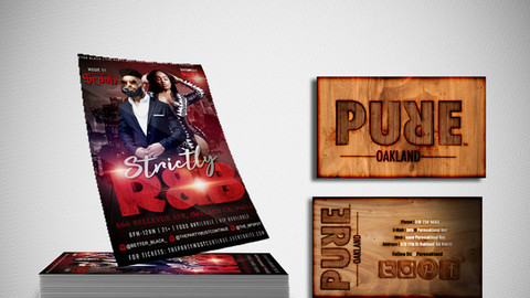 FLYERS/ BUSINESS CARDS