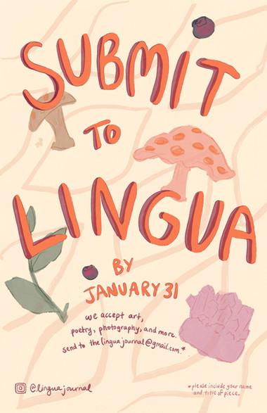 Lingua poster