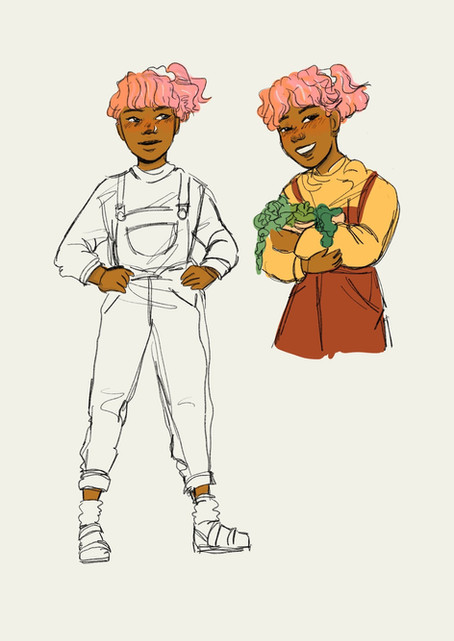 Phoebe early designs