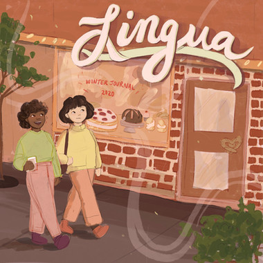 Lingua Journal Cover