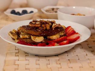 Wholegrain Pancakes and Wraps