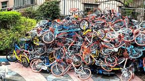 A revolução dos bikeres