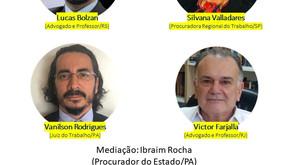 RODA DE CONVERSA NO IBAP #10: Reforma Trabalhista