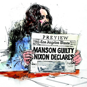 O JULGAMENTO DE CHARLES MANSON