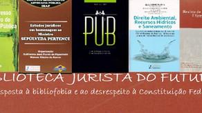 IBAP doa seus livros a estudantes de Direito em Janeiro