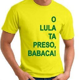 Digressões a partir de uma camisa amarela