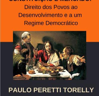 IBAP inaugura seu próprio selo editorial com obra de Paulo Torelly