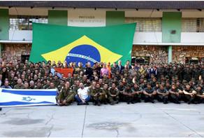 O Exército de Israel em Brumadinho
