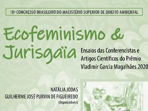 E-BOOK: Ecofeminismo & Jurisgaïa