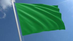 O verde de nossa bandeira republicana