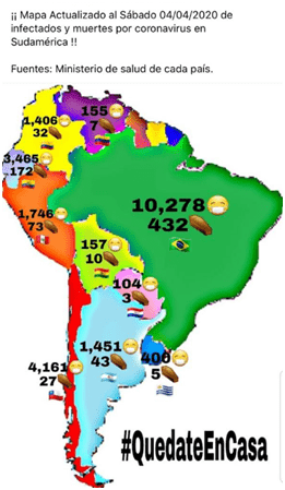 Roda de Conversa: Narrativas em confinamento na América Latina