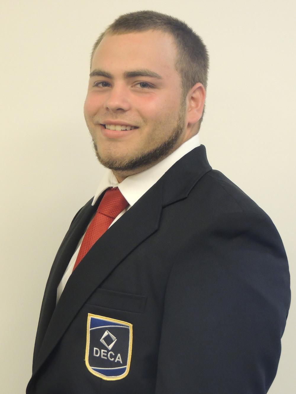 Andrew Clauson, Member-At-Large