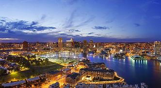 HERO 1 -- Baltimore Evening Panorama - Q