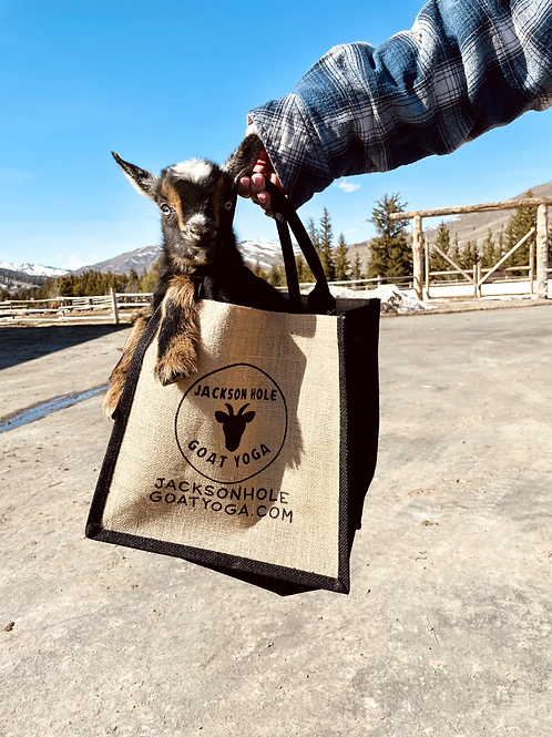 Goat Yoga Bag