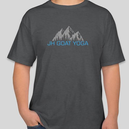 Goat Yoga Jackson Hole T-shirt