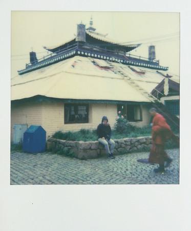 Buddist monastery Ulan Bator 2017