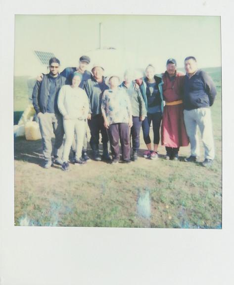 Desert Gobi with Nomad Family Mongolia 2017