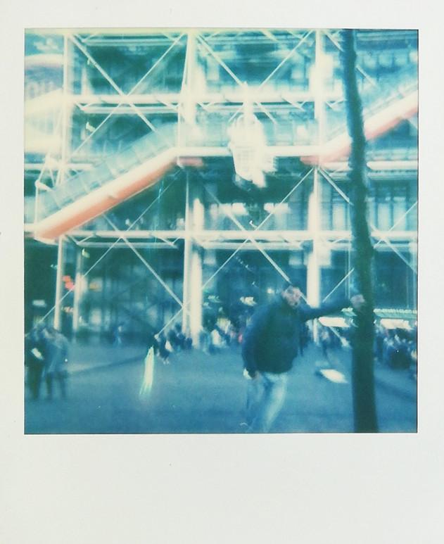 Pompidu center Paris 2017