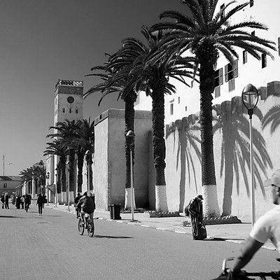 Morocco and Jordan