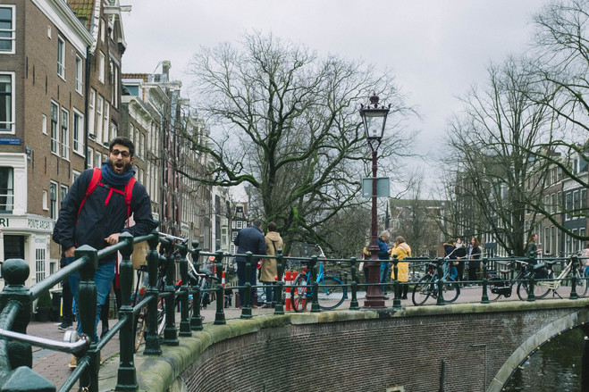 Amsterdam Netherlands 2019