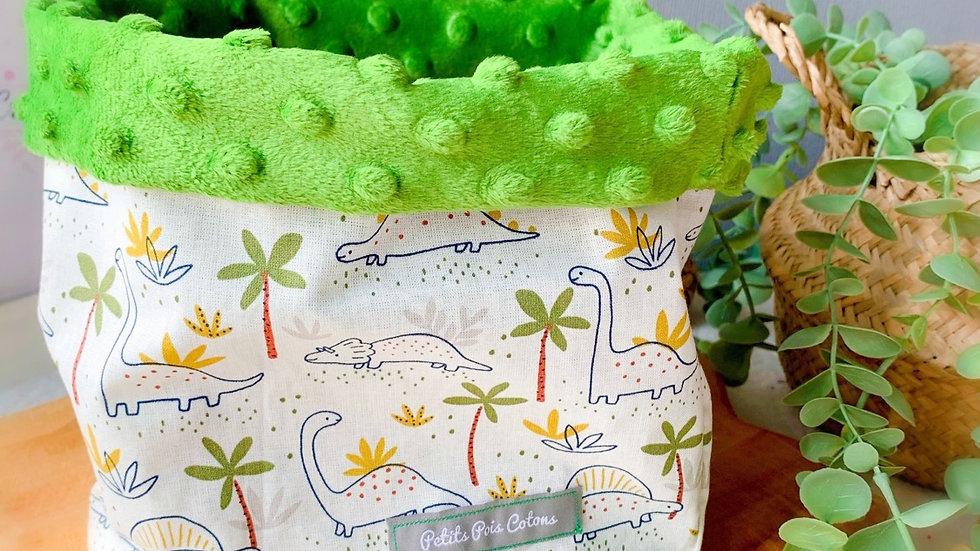 Tour de cou dinosaures / vert