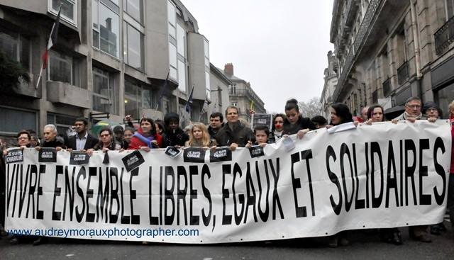 Vivre ensemble libres égaux et solidaires