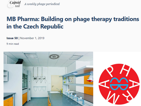 MB Pharma at the website Phage Directory