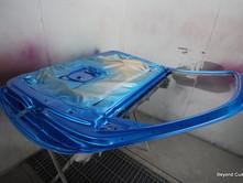 Ute Respray Pearl Blue