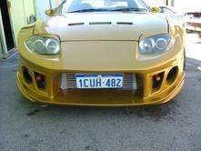 Toyota Supra - Gold