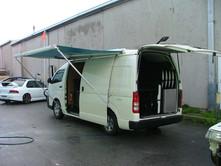 BUPA Van
