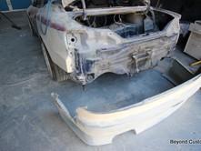 Nissan S15 Dave Car